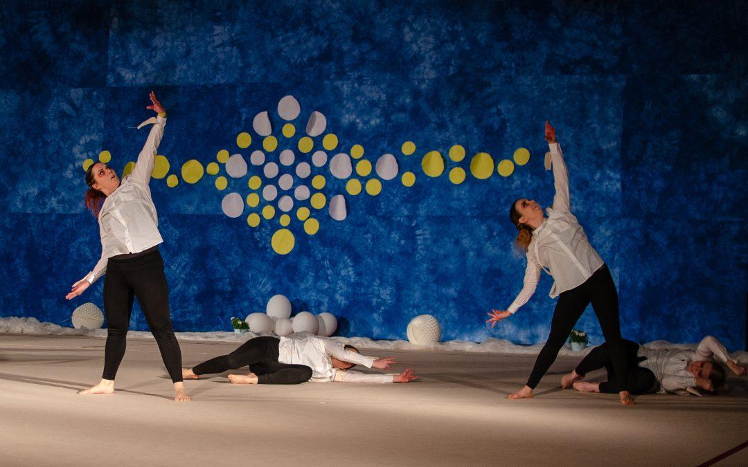 Tanssillisen voimistelun tekniikkakurssi aikuisille